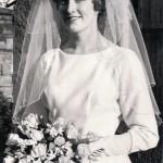 Joyce's wedding day